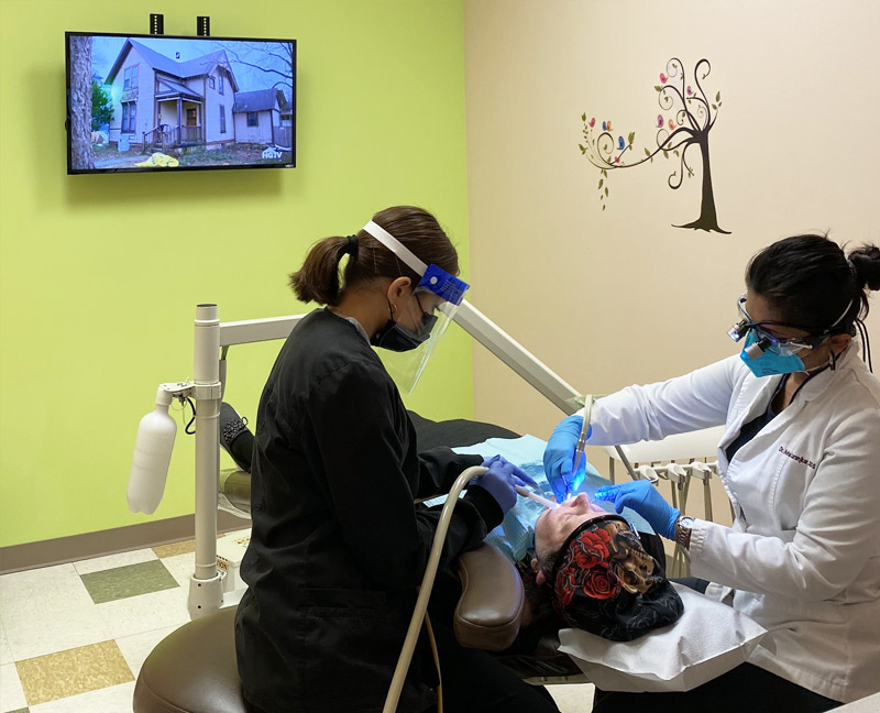 Dental Fillings in College Station